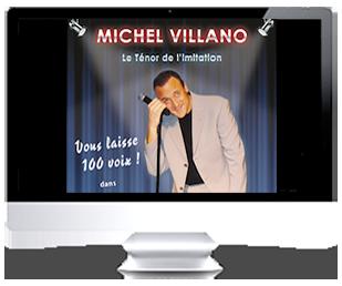Michel Villano Affiche