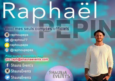 Raphael PEPIN