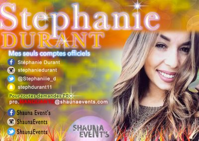 Stéphanie DURANT